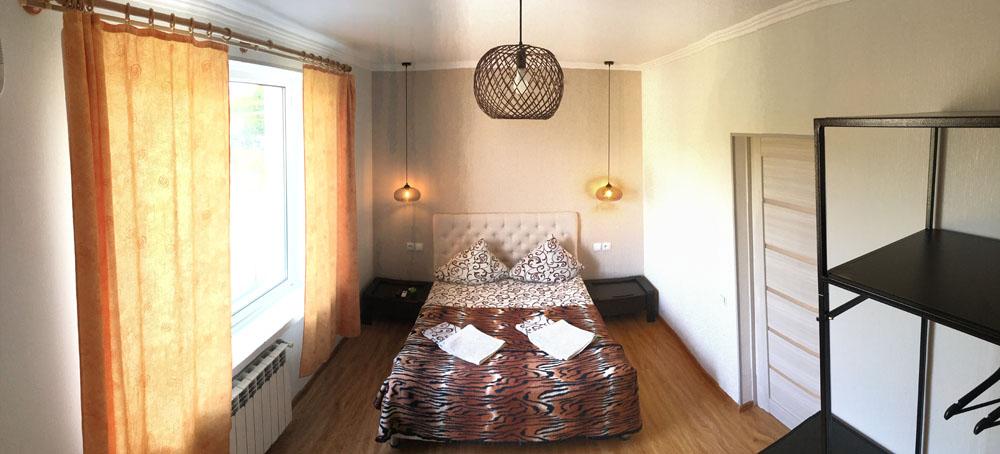 2 комнатный делюкс 4х местный