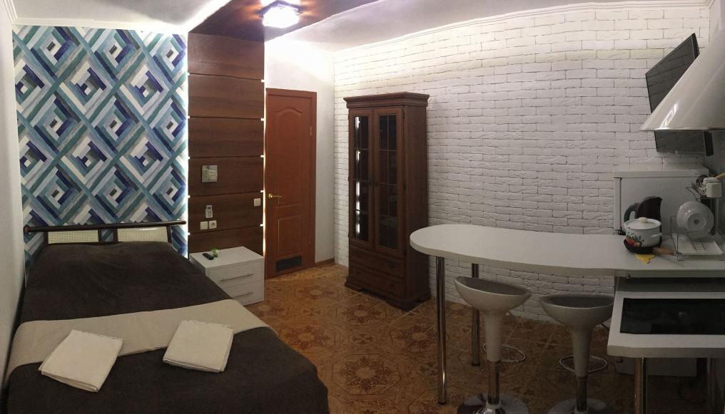 Апартаменты 2-х местный «Делюкс» с индивидуальной кухней